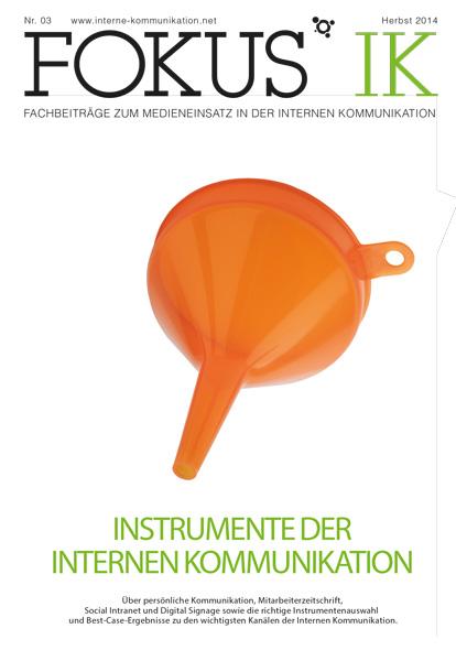 Fokus IK – Instrumente der IK