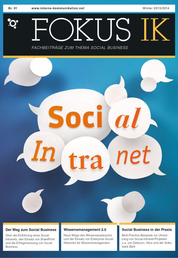 Fokus IK - Social Intranet