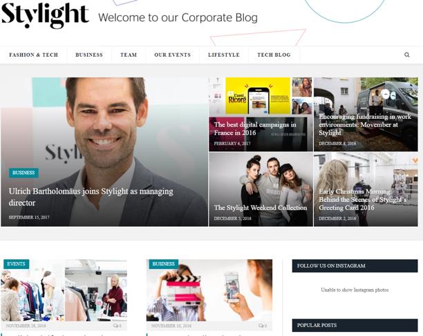 Reichweitensteigerung durch Blogs