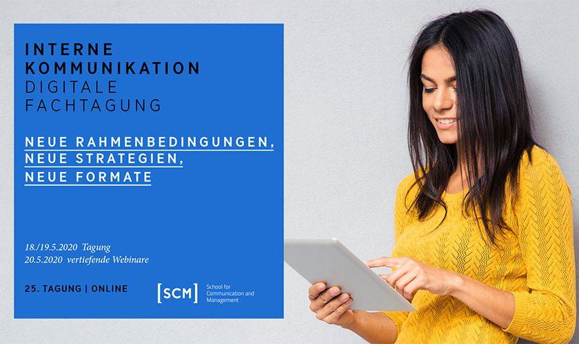 Online-Tagung Interne Kommunikation