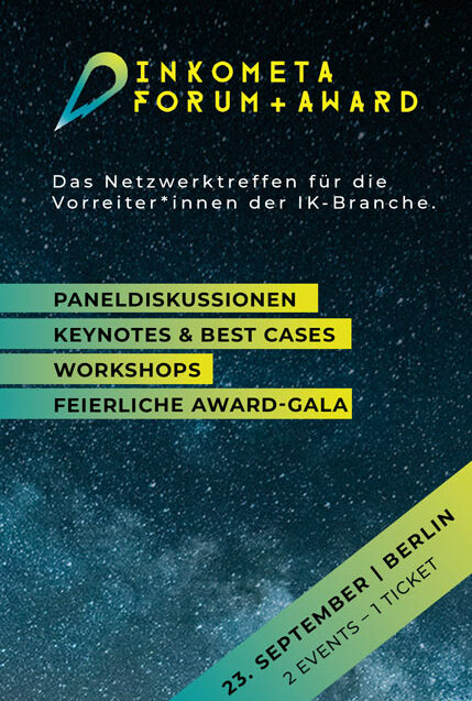 INKOMETA Forum + Award