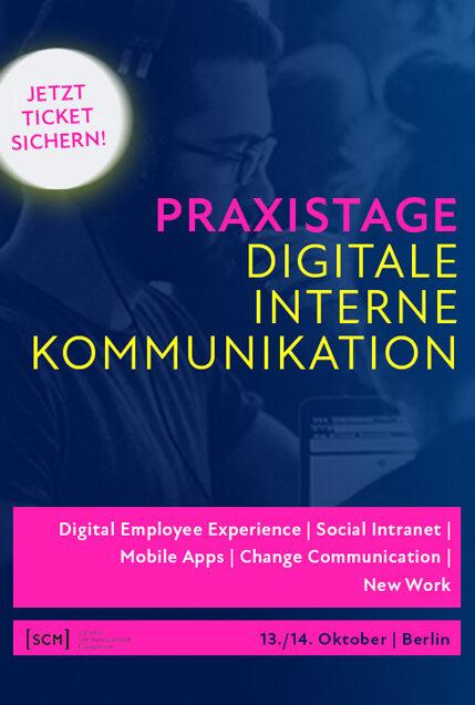 Praxistage Digitale Interne Kommunikation