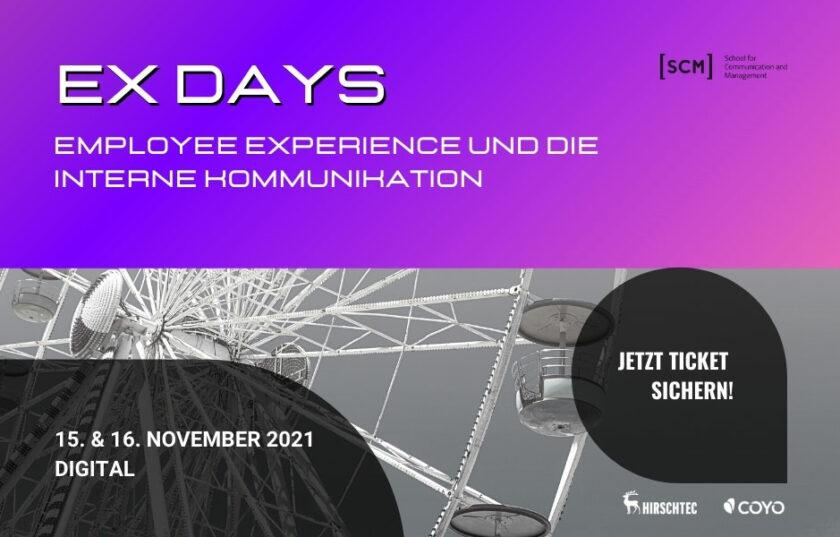 EX Days im November 2021